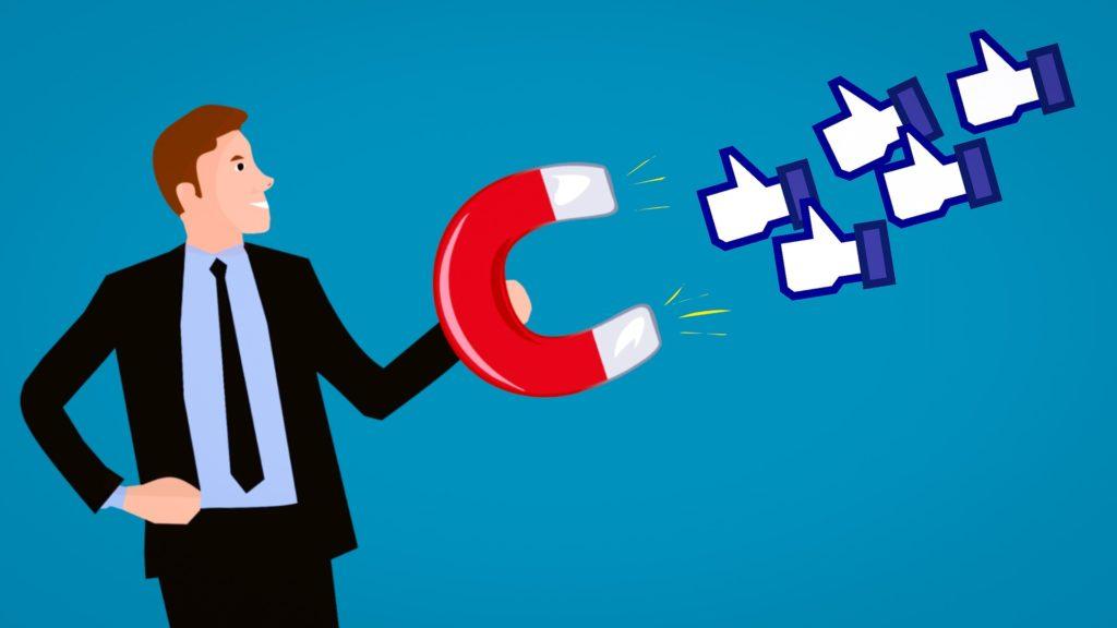 Atracción de público objetivo mediante el marketing de contenidos