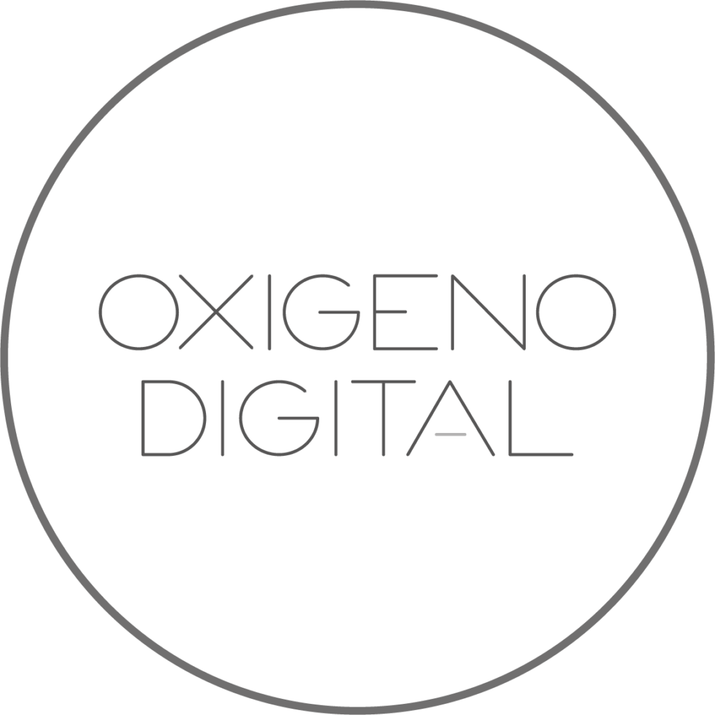 Logo Oxígeno Digital