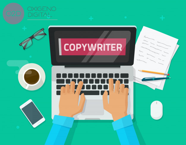 Portada blog sobre copywriting