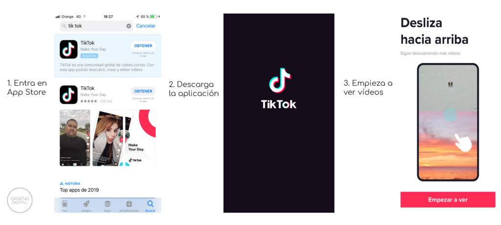 Como descargar TikTok