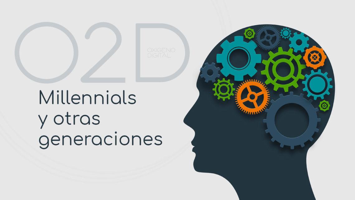 Los millennials y otras generaciones de consumo