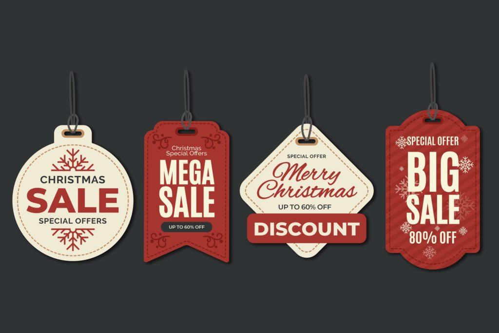 Descuentos como estrategia de marketing navideño de ultima hora